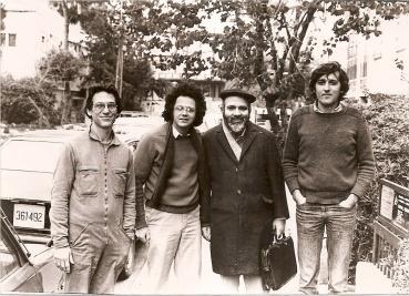 Mar Haim, Horenstein, Hajdu, Rechter (1988)
