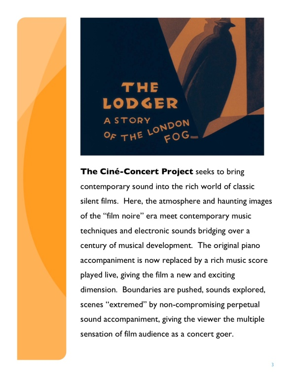 The Cine-Concert Project brochure2
